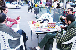 WWKiP: Dia Mundial de Teixir en Públic