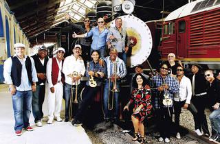 Salsa & Latin Jazz Festival 2013: Los Van Van