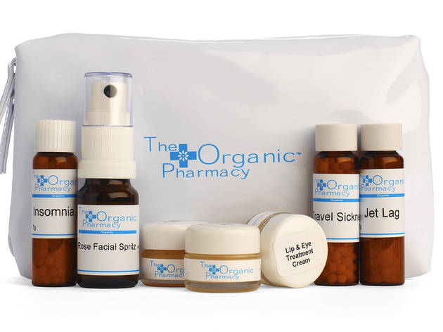 Organic Pharmacy: In-flight