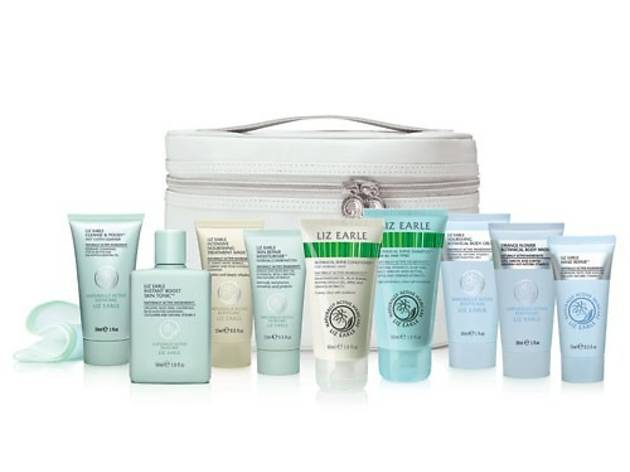 Liz Earle: Overnight Kit
