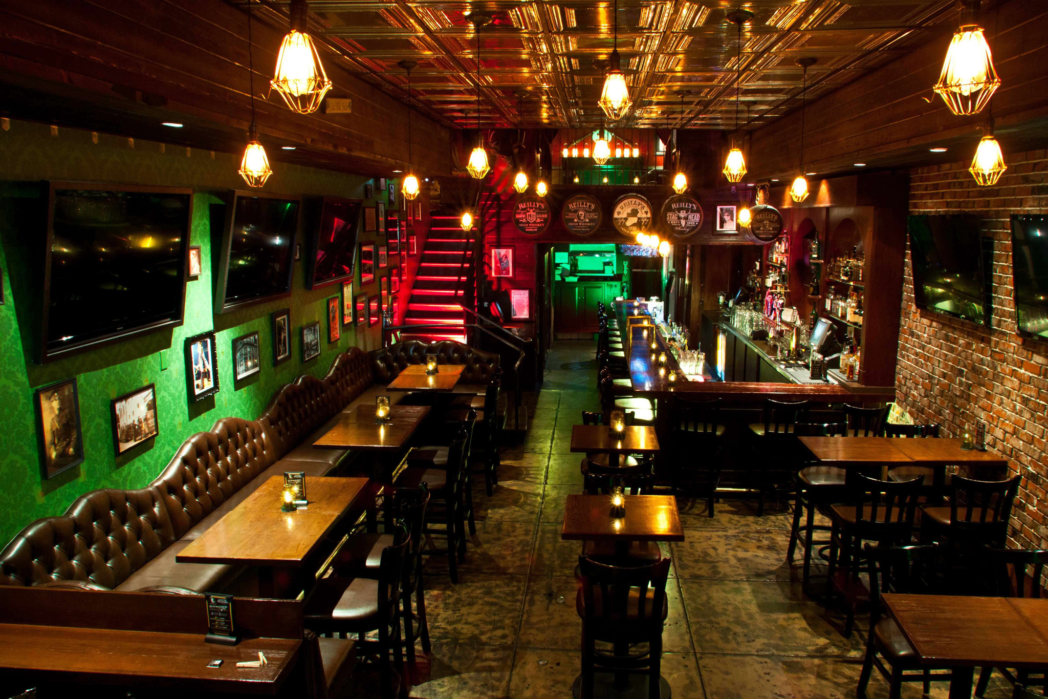Rock and Reilly's