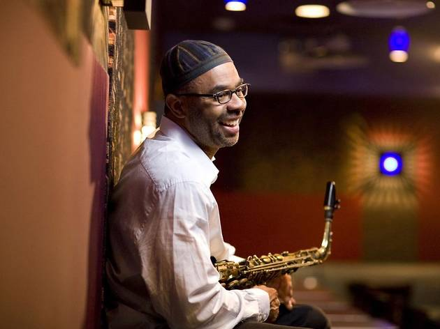 Kenny Garrett + Laurent de Wilde Trio