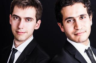 Nidhal Jebali (violí) i Isaac Friedhoff i Calvo (piano)