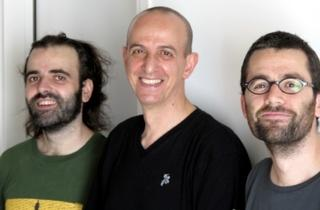 Grec 2013: Liquid Trio & Joe Morris