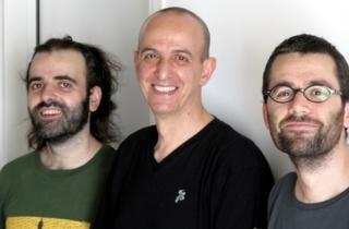 Grec 2013: Liquid Trio & Joe Morris