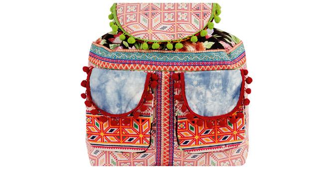 rucksack, festival fashion