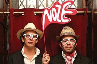Piknic Electronik 2013. Circus Company Live: Dop + Nôze Band + Guillaume Coutu Dumont + Seuil...