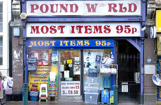 Not really a Poundworld