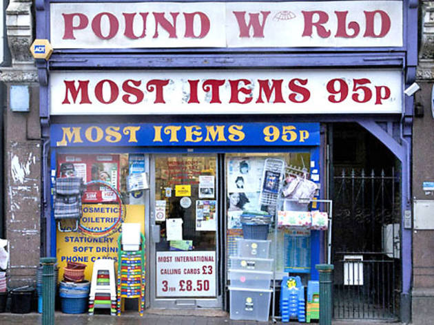 Not really a Poundworld
