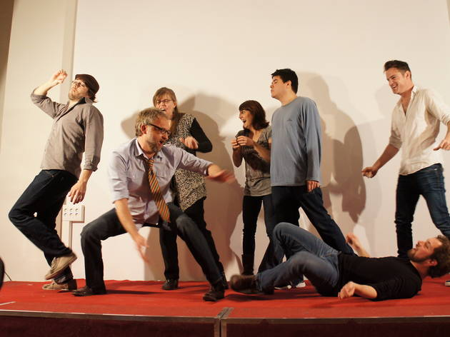BIG: Barcelona Improv Group's December Show