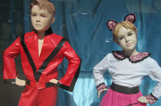 Costumes, Ridley Rd Market