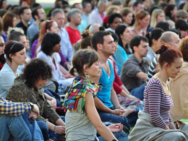 More London Free Festival: Mindfulness Week