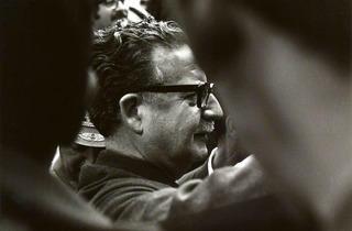 (Salvador Allende chez les Mapuches au sud du Chili, 1971 / © Costa-Gavras)