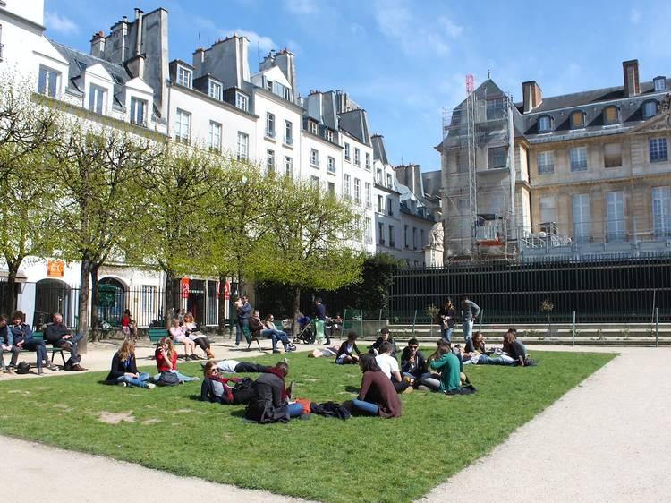 Jardin de l'Hôtel Salé - Leonor Fini