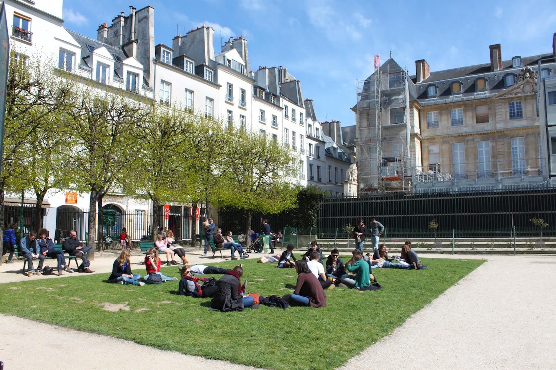 Jardin de l'Hôtel Salé - Leonor Fini © C. Griffoulières - Time Out Paris