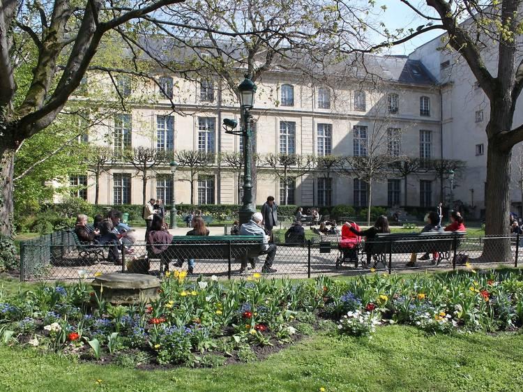 Square Georges Caïn