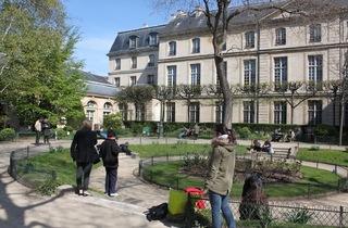 (Square Georges-Caïn / © C. Griffoulières - Time Out Paris )