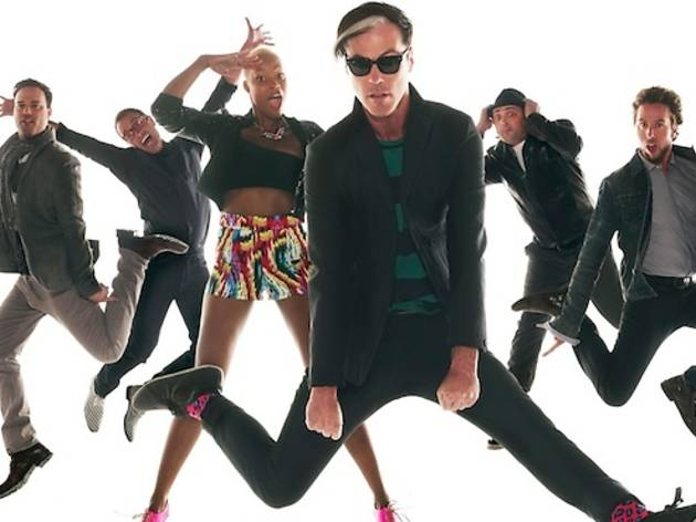 Fitz & the Tantrums