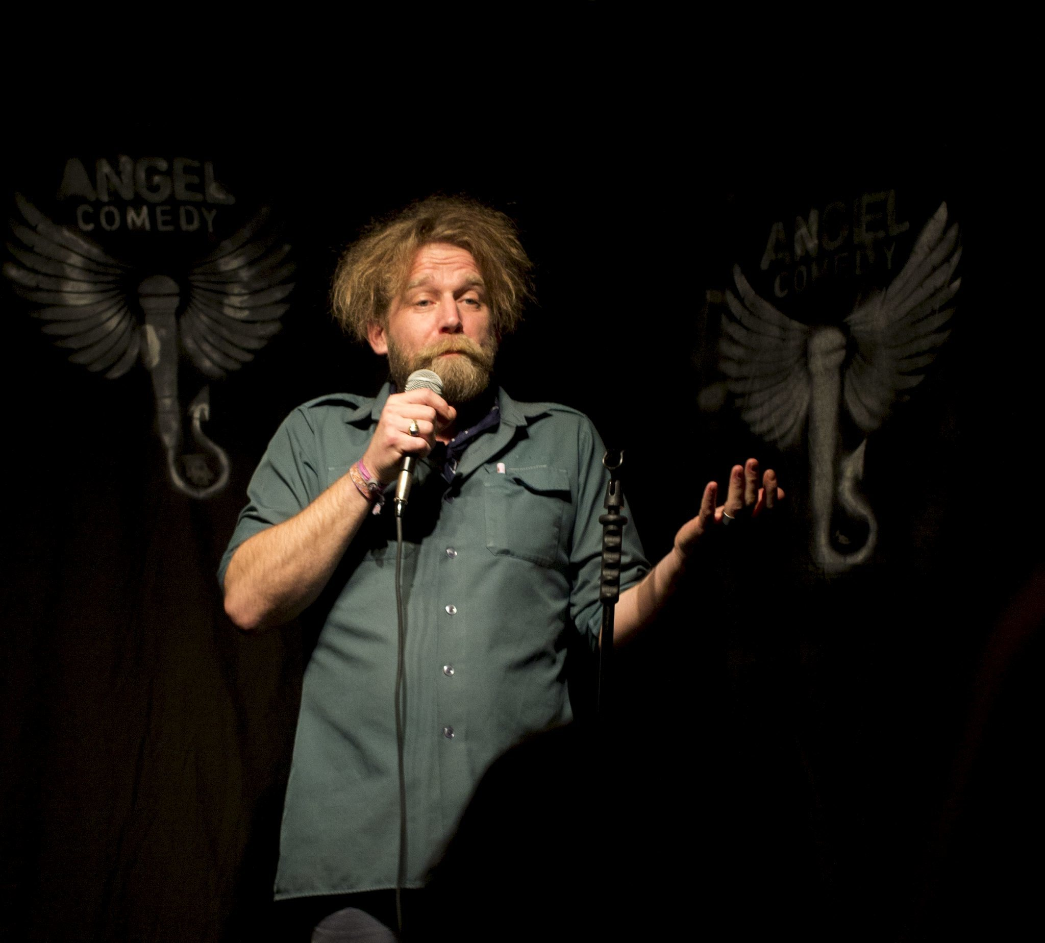 Angel Comedy Pro Night