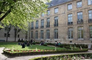 Jardin de l'hôtel Lamoignon © C. Griffoulières - Time Out Paris