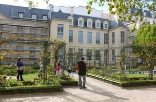 Jardin Saint-Gilles - Grand-Veneur - Pauline-Roland