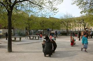 Jardin Albert Schweitzer