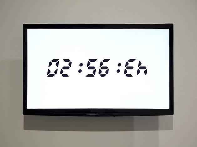 'Flipped Clock'