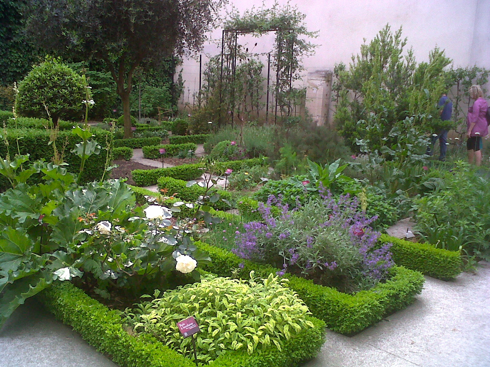 Jardins secrets du Marais