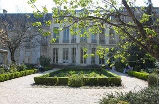 (Jardin des Archives - © C. Griffoulieres / Time Out Paris)