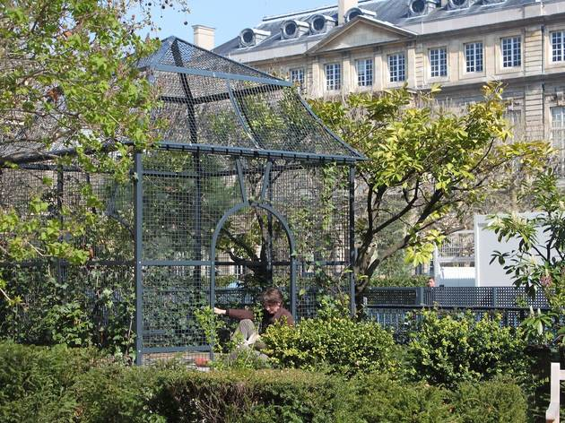(Jardin des Archives - © C. Griffoulieres / Time Out Paris)