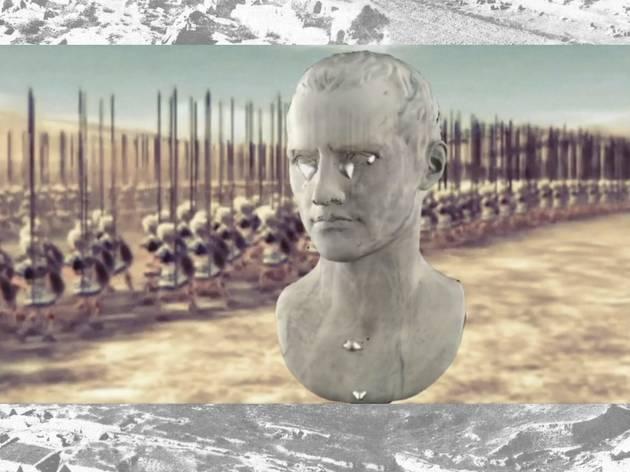 Jon Rafman: A Man Digging