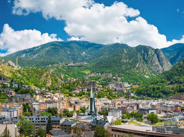 24 coses per fer a Andorra