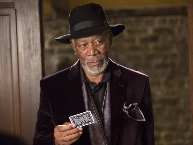 Now You See Me: movie review