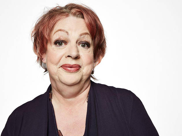 Jo Brand's Wall of Comedy
