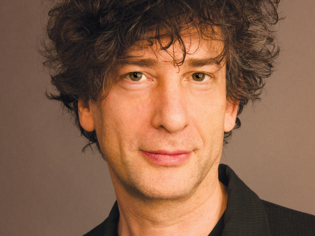 Neil Gaiman: The Truth Is a Cave in the Black Mountains