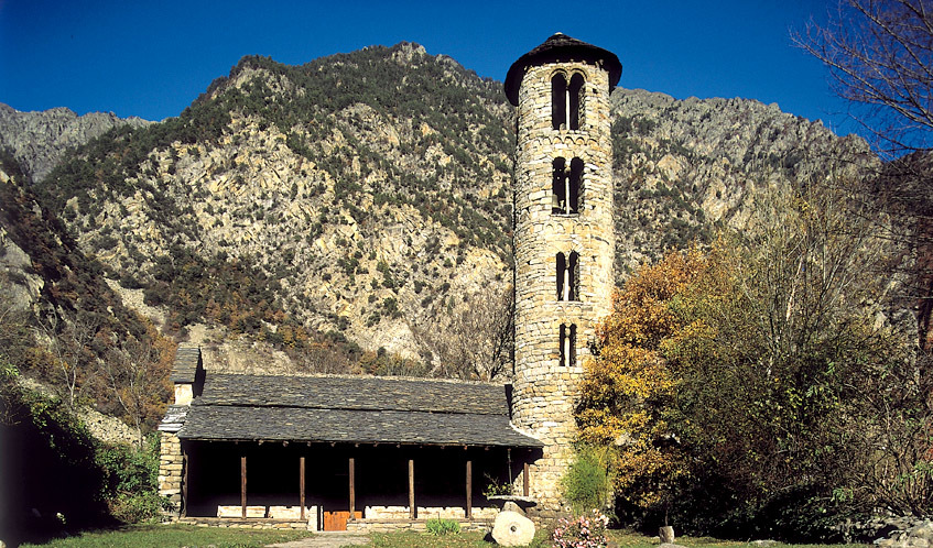 Església de Santa Coloma (Andorra)