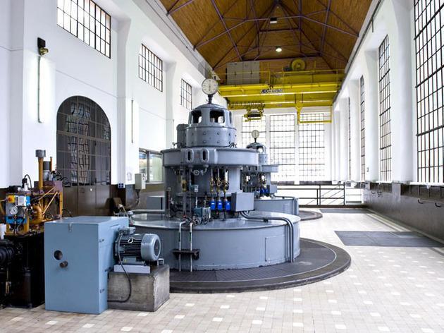 MW Museu de l'Electricitat i Camí hidroelèctric d'Engolasters