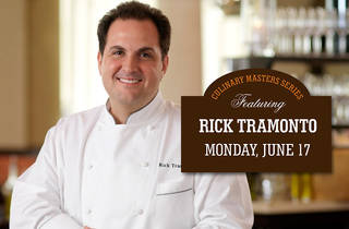 Culinary Masters Series: West Meets Midwest with Guest Chef Rick Tramonto