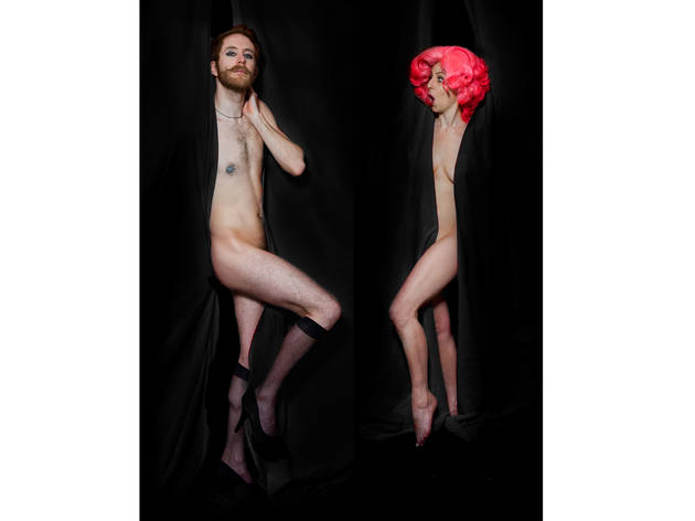 Hotsy Totsy Burlesque: Showboys