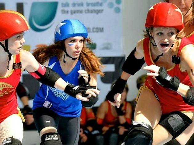 Angel City Derby Double Header