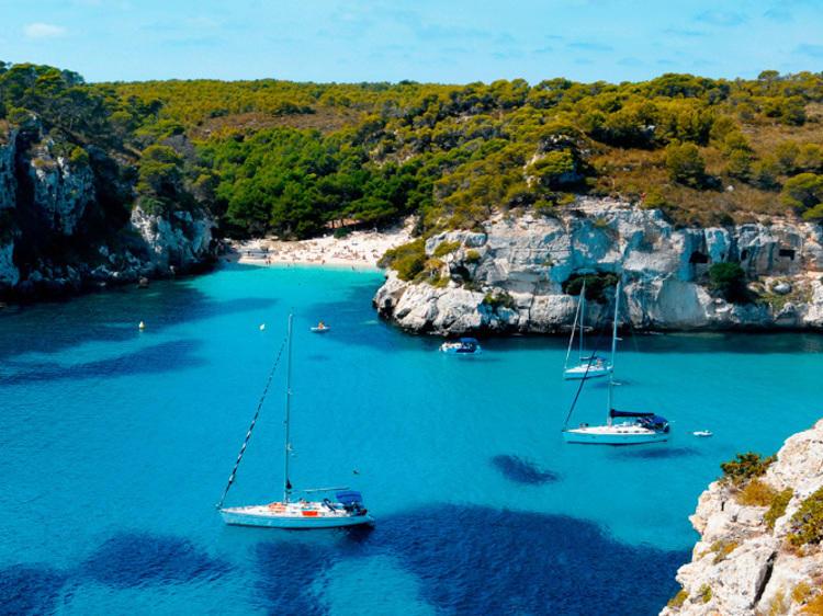 Menorca sobre rodes (390 € la parella)