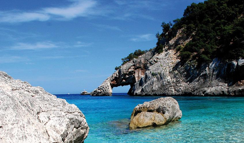 Vacaciones italianas (Cerdeña 360 € la pareja, Roma 280 € la pareja)