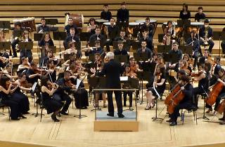 Grandes Conjuntos de la ESMUC: Orquesta Sinfónica/ Cobla