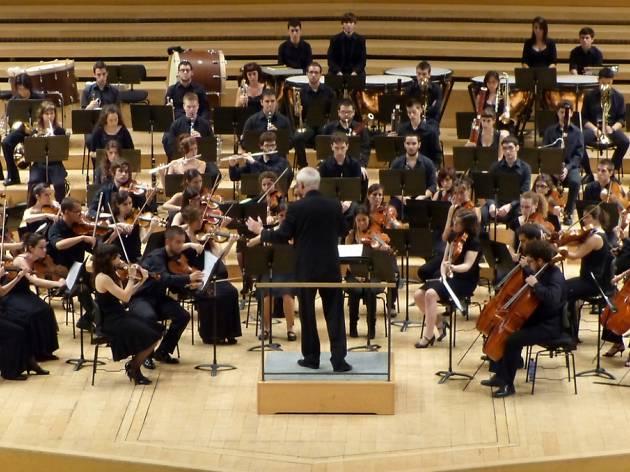 Orquestra Simfònica de l'ESMUC + George Pehlivanian
