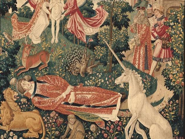 Musée de Cluny • Tenture de saint Etienne
