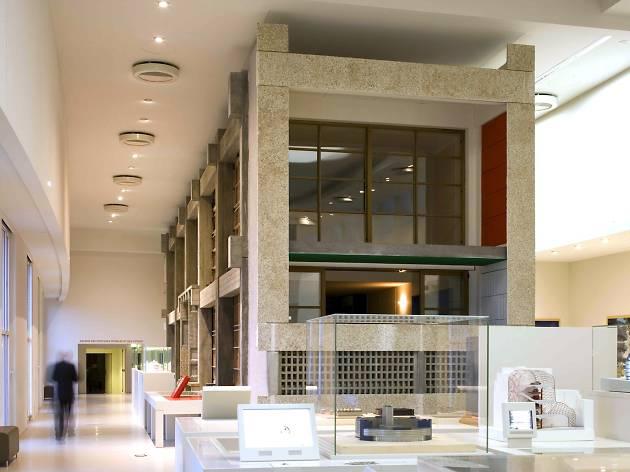 Unité d'habitation Le Corbusier à la Cité de l'architecture et du patrimoine