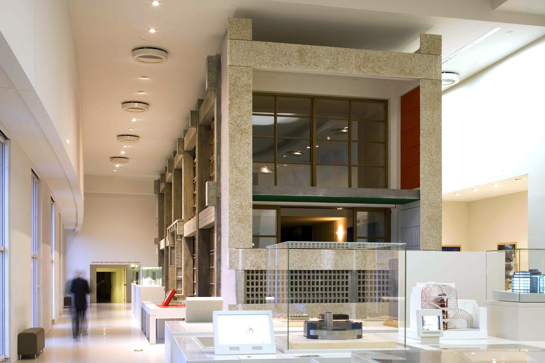 Cité de l'architecture • Unité d'habitation Le Corbusier