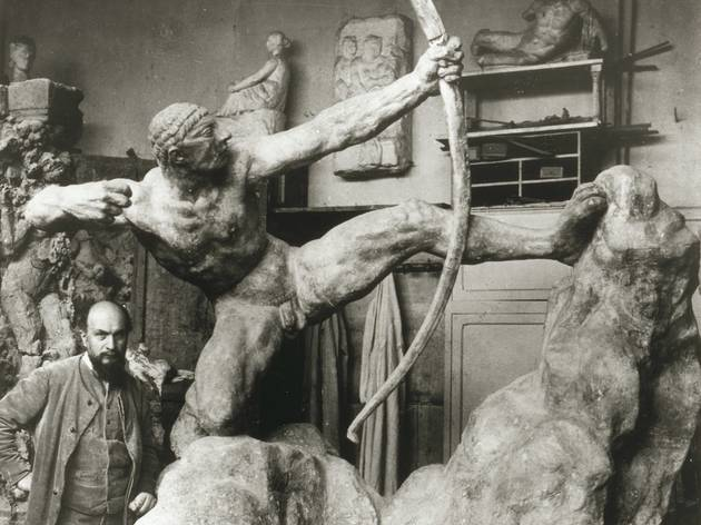 Antoine Bourdelle, 'Héraklès archer', musée Bourdelle, Paris