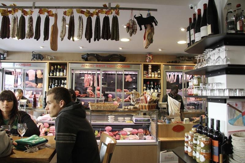 Restaurant-boucherie Les Provinces