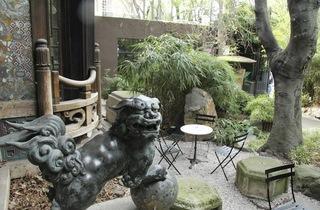 Le Salon de thé de La Pagode